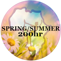 200 hour Teacher Training Spring/Summer