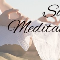 NEXT Souly Meditation & Pranayama WED: May 15th @ 7:50pm