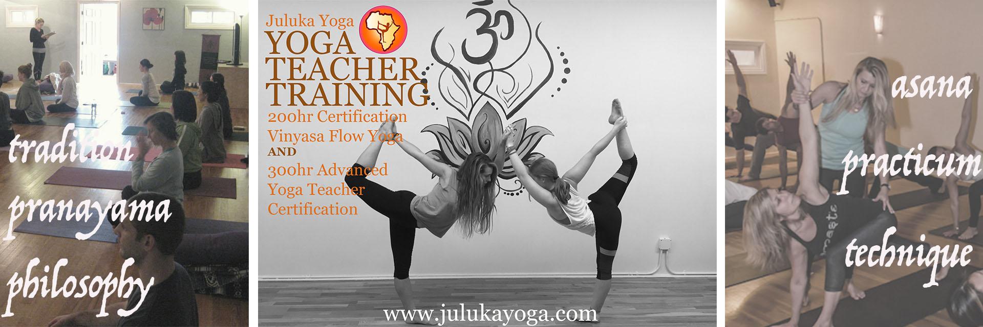 Yoga teacher trainer program at juluka yoga juluka yoga studio xflitez Gallery