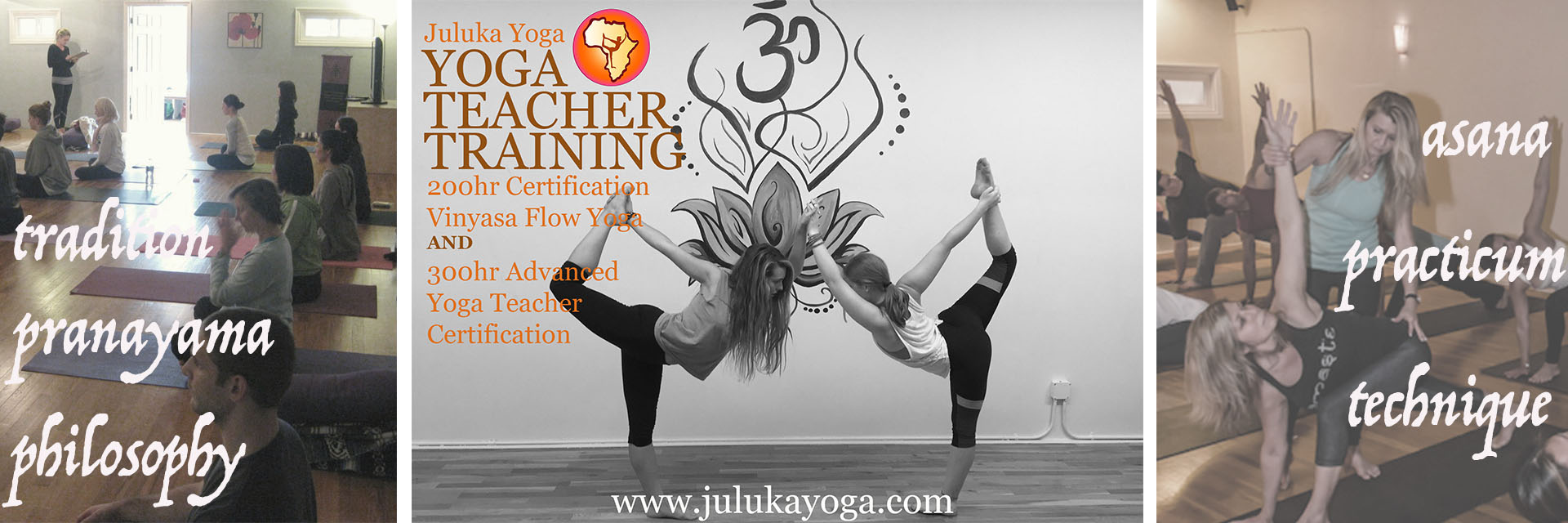 Yoga Teacher Trainer Program At Juluka Yoga Juluka Yoga Studio